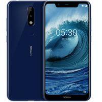 Nokia 5.1 Plus y Nokia 6.1 Plus: los nuevos smartphones que llegarán para atacar la gama media, ambos con notch