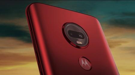 Moto G7 Rojo
