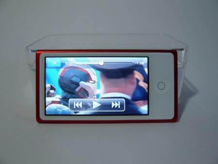 iPod nano 2012 pelicula