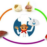 """La hipótesis del """"food-bridging"""" o por qué tiene sentido una receta con fresas, ajo y ternera"""