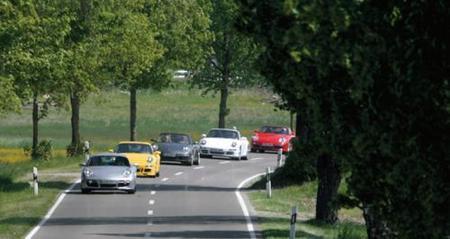 Porsche Travel Club, lo que importa es con qué viajas
