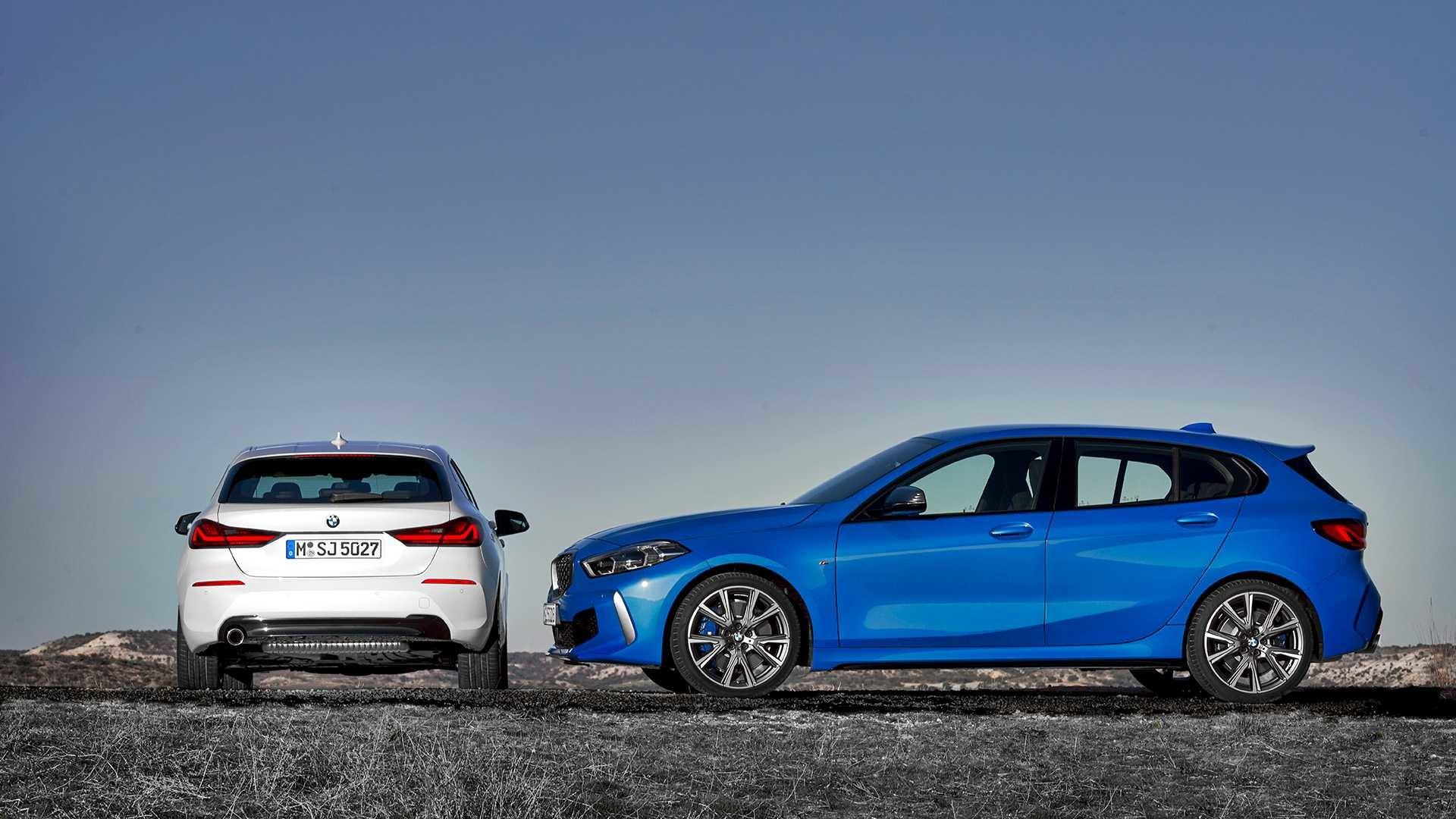 Foto de BMW Serie 1 2020 (16/66)