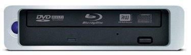 LaCie d2, grabadora externa de Blu-ray