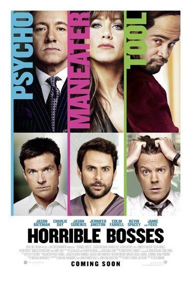 Foto de 'Horrible Bosses', carteles (4/5)