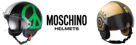 Día del Padre: originales cascos de Moschino