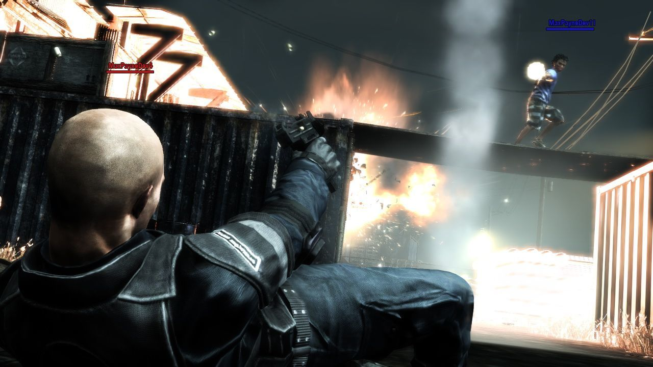 Foto de Max Payne 3: multijugador [Diciembre 2011] (1/12)