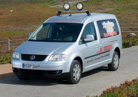 Volkswagen Caddy Maxi Life 4Motion