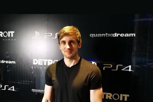 """""""Este juego no es para escapar de la realidad, es para enfrentarte a ella"""", Adam Williams, guionista de 'Detroit: Become Human'"""