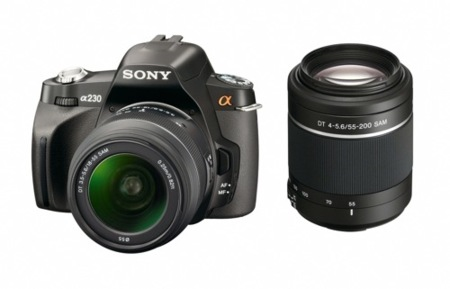 Sony Alpha A230