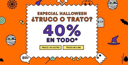 Especial Halloween en La Redoute ¿Truco o trato?