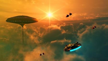 Lando Calrissian pilotará en Star Wars: Battlefront a partir de junio con el DLC Bespin