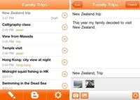 Actualiza tu blog con Blogger para iOS