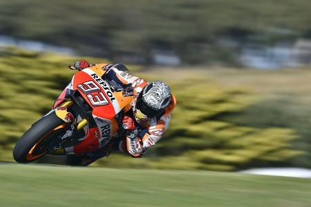 Marc Marquez Honda Australia Motogp 2017