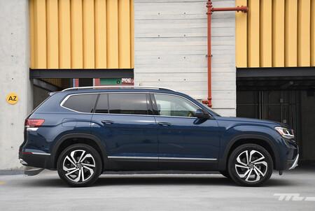 Volkswagen Teramont 2021 Opiniones Prueba Precio Mexico 8