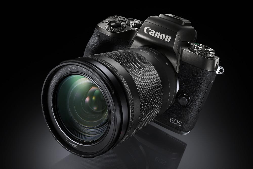 Canon EOS M5: por fin una apuesta seria de Canon por las cámaras sin espejo