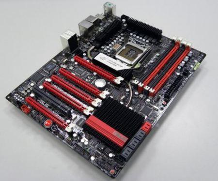 Asus Maximus III Extreme: una ración de buena potencia con cinco PCIe