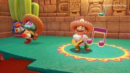 """Nintendo elimina al Mario """"mexicano"""" de la portada de Super Mario Odyssey"""