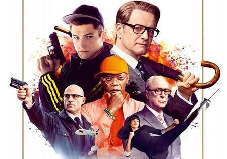'Kingsman: Servicio Secreto', la película