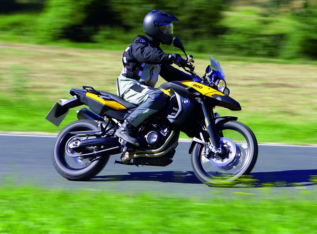Foto de BMW F 800 GS 2008 (26/30)