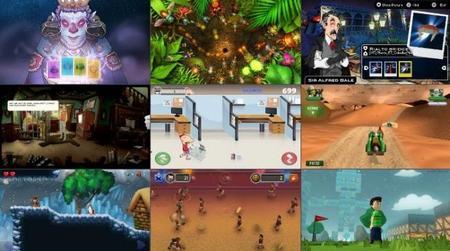 ¿Quieres hacer juegos? Échale un vistazo al Godot Engine, un nuevo motor de código abierto