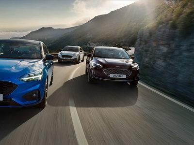 Estos son los nueve coches compactos a los que el nuevo Ford Focus tendrá que enfrentarse