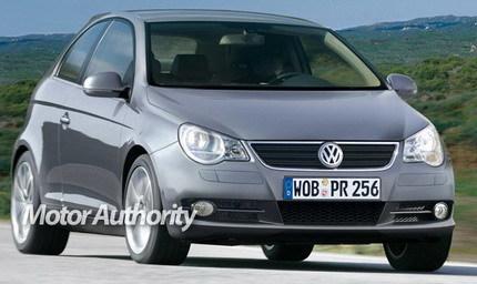 Recreación del Volkswagen Polo 2009