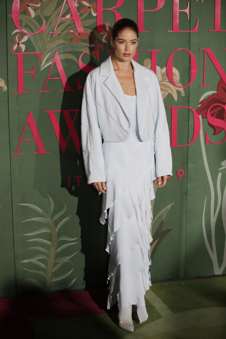 Doutzen Kroes green carpet fashion awards