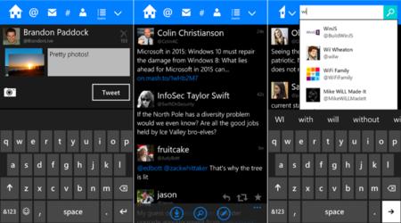 Tweetium Windowsphone