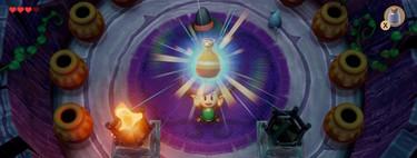 Guía de Zelda: Link's Awakening: cómo duplicar la capacidad de flechas, bombas y polvos mágicos en el inventario