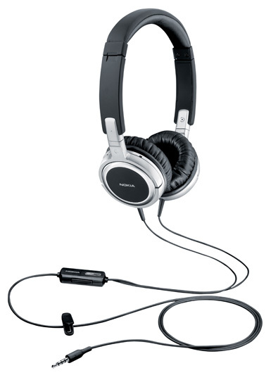 Nuevos auriculares de Nokia