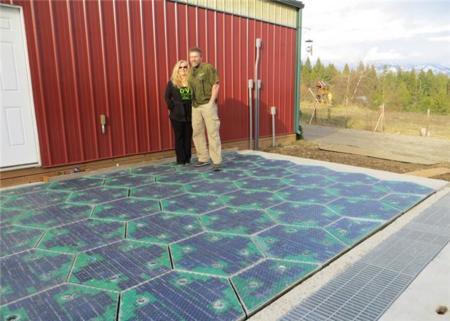 Forra tu plaza de parking de placas solares y ahorra energía