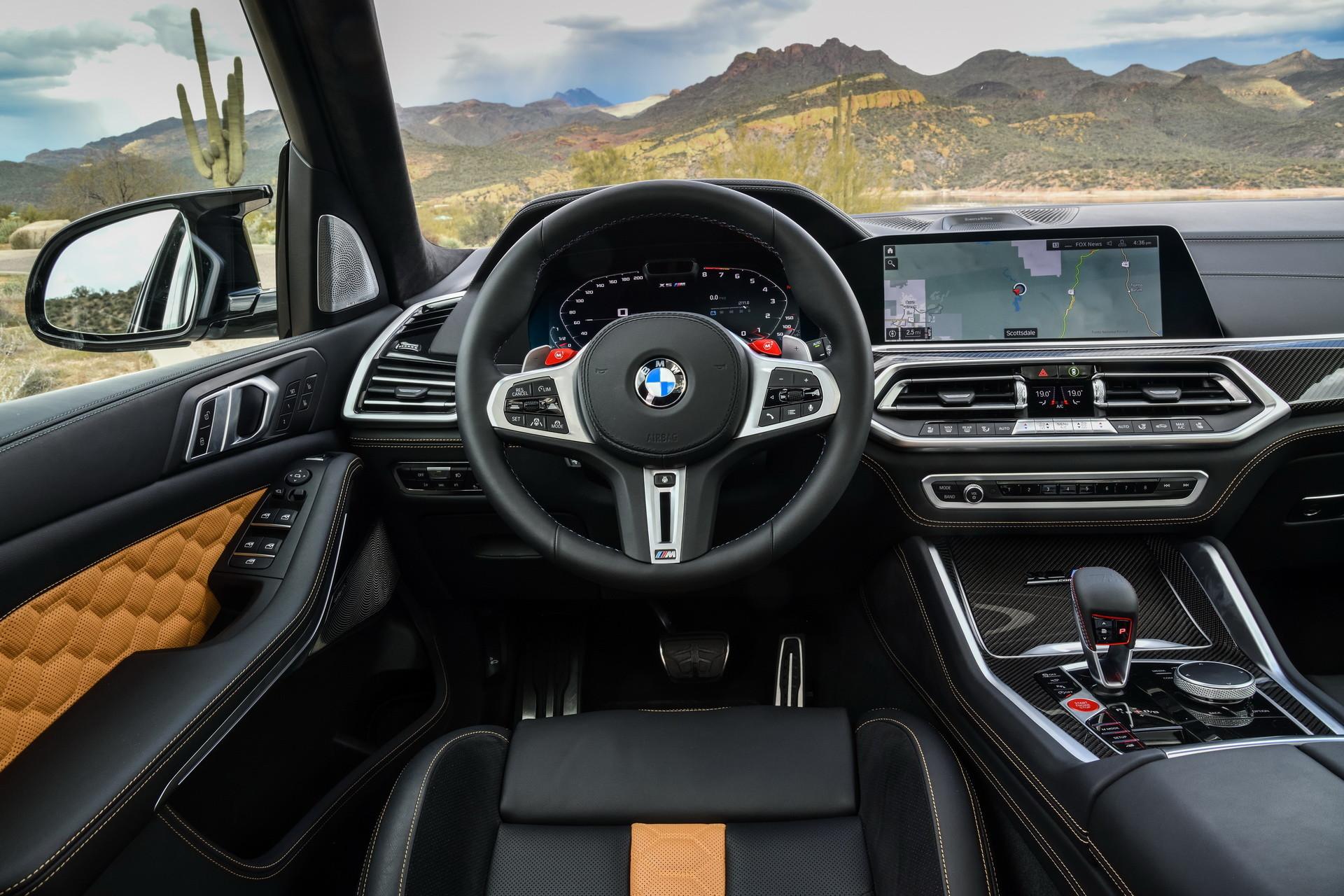 Foto de BMW X5 y X6 M Competition (12/31)