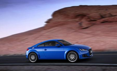 El Audi TT 2014 a la venta desde 40.890 euros