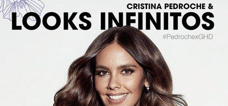 Cristina Pedroche presume de pelazo y se convierte en la  nueva embajadora de  ghd