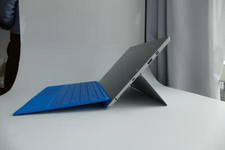 Microsoft pone a la venta su nueva Surface 3 en España por 599 euros