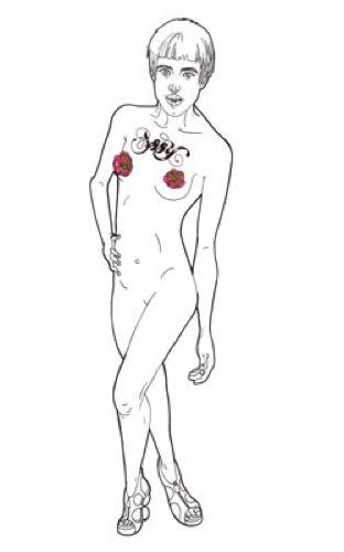Henry Holland desnuda a sus amigos
