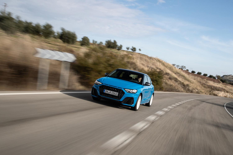 Foto de Audi A1 2018, toma de contacto (134/172)