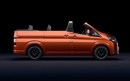 Toyota HiAce Cabrio