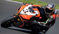 Superbikes Nürburgring 2012: un podio made in Noale, y Max Biaggi nuevo líder