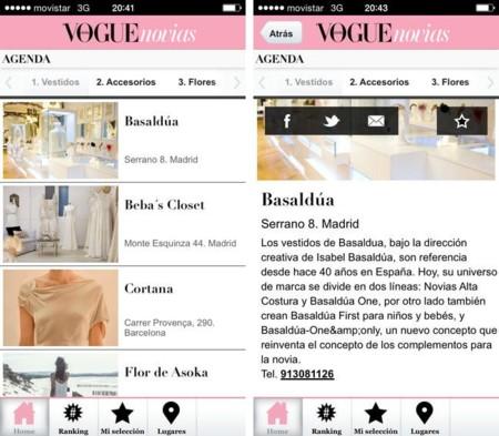 Vogue novias