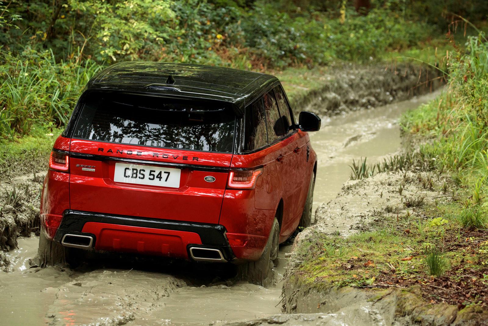 Foto de Range Rover Sport 2018 (4/34)