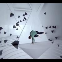 Esto es lo que pasa cuando la tecnología se une con la danza y crea escenarios virtuales