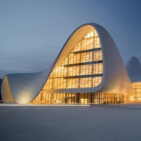 Arquitectura sorprendente