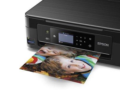 Por 59 euros puedes imprimir, escanear y copiar con esta Epson Expression Home XP-442