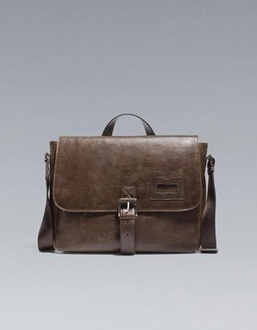 Este otoño, a la oficina con los bolsos de Zara