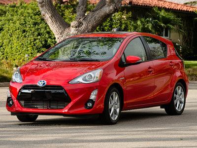 Se avecinan cinco lanzamientos de Toyota en México, y el Prius C está entre los planes