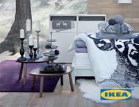 Trähus: la colección más invernal de Ikea en serie limitada.