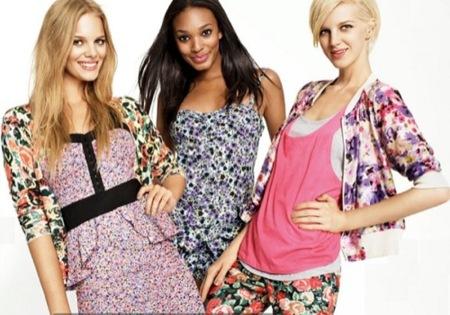 El estilo chic de moda esta Primavera-Verano 2010: prendas para vestir de HM