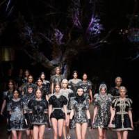 Dolce & Gabbana colección Otoño-Invierno 2014/2015