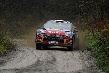 Rally de Gales 2011: Jari-Matti Latvala consigue la remontada y Craig Breen campeón de la Academy
